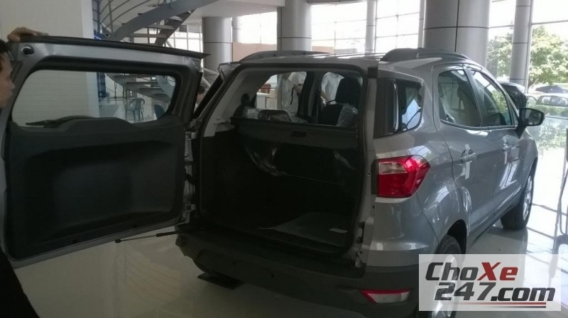 Xe Ford EcoSport  2014