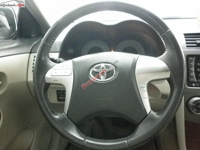 Xe Toyota Corolla altis Bán    1.8AT  cũ tại Hà Nội 2010