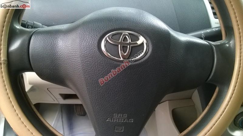 Xe Toyota Vios Bán    E  cũ tại Đồng Nai 2009