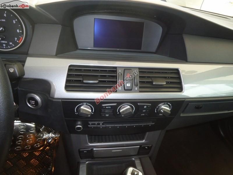 Xe BMW 5 Series Bán    523i  cũ tại TP HCM 2009