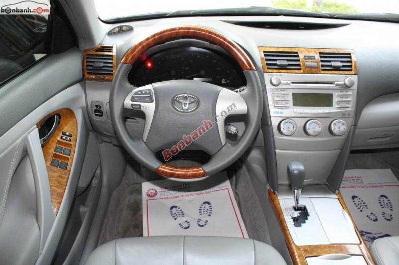 Xe Toyota Camry Bán    2.5  cũ tại Hà Nội 2009