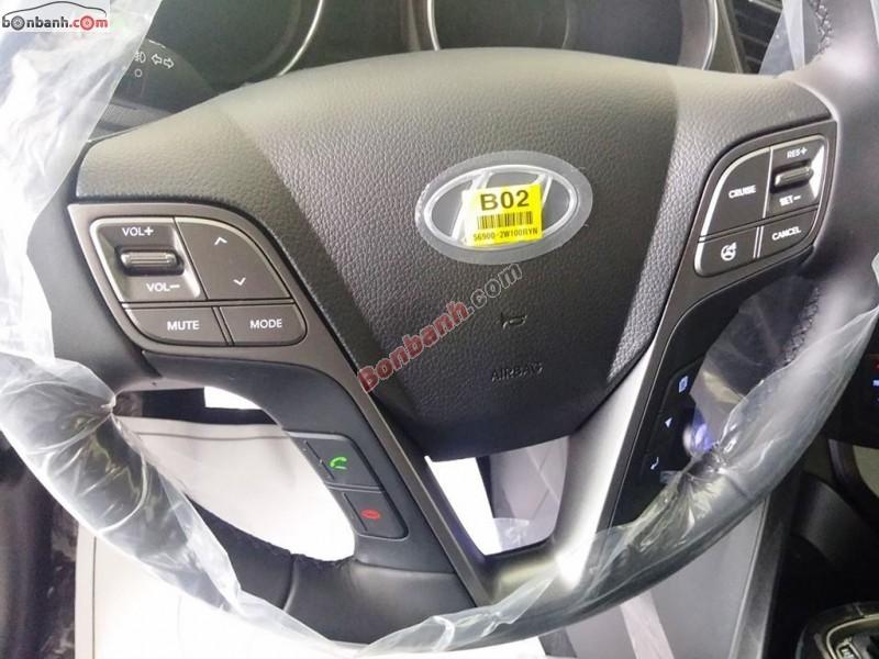 Xe Hyundai Santa Fe Bán    Máy xăng Full Option  mới tại TP HCM 2014
