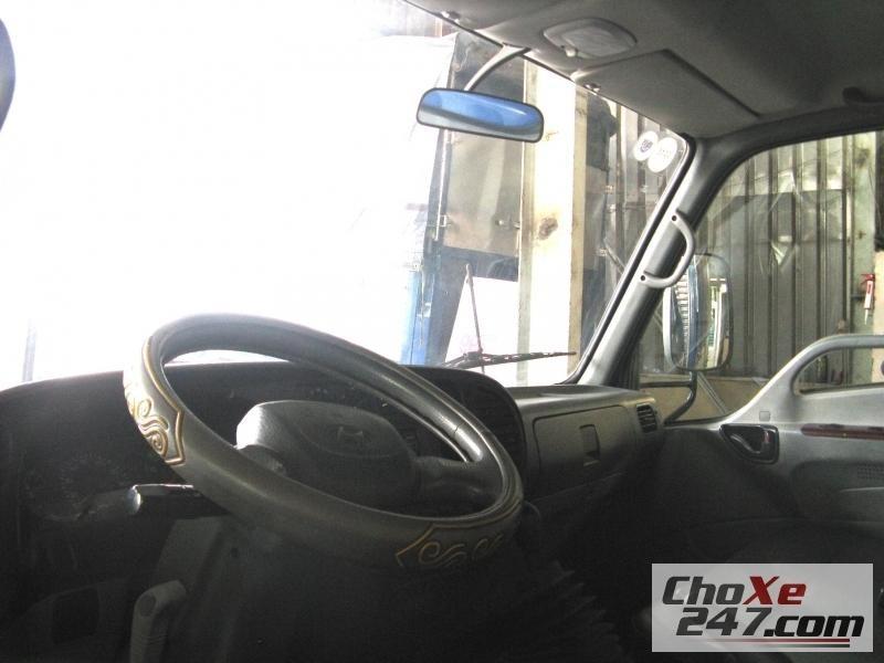 Xe Thaco HYUNDAI HD65 2013 thùng bạt 2012