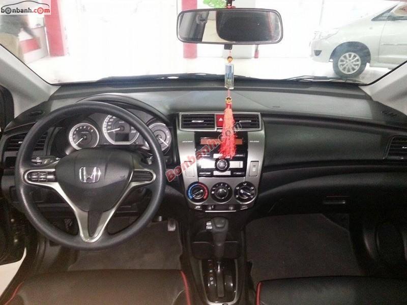 Xe Honda City Bán    1.5 iVtec AT  cũ tại Hà Nội 2013