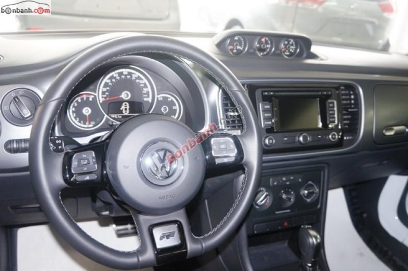 Xe Volkswagen Beetle Bán    R Line  mới tại TP HCM 2014