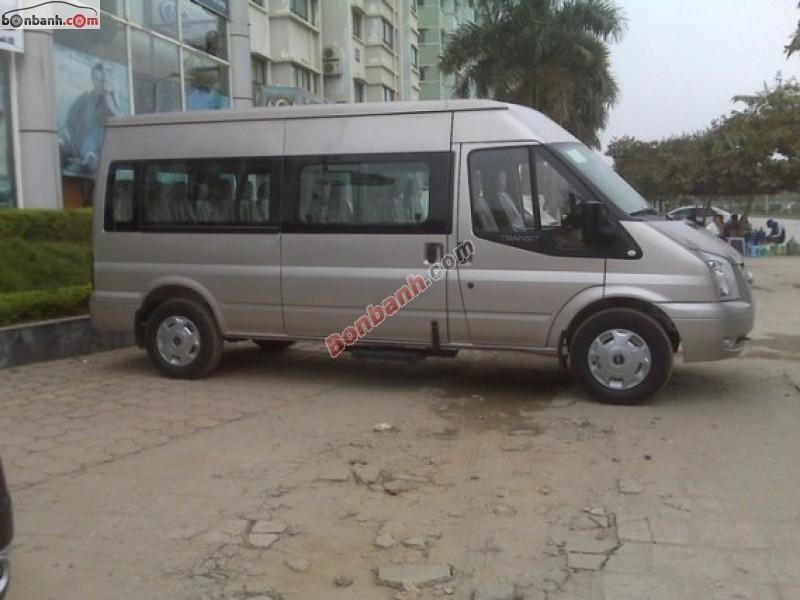 Xe Ford Transit Bán     mới tại Hà Nội 2014