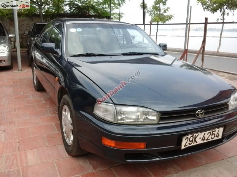 Xe Toyota Camry Bán     cũ tại Hà Nội 1993