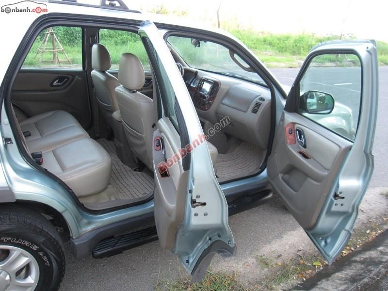 Xe Ford Escape Bán    XLT  cũ tại Hà Nội 2002