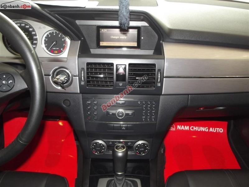 Xe Mercedes-Benz GLK Class 4 Matic 2009