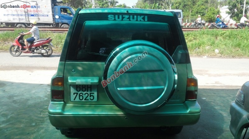 Xe Suzuki Vitara  2004