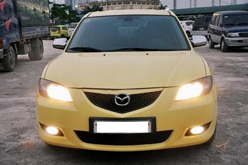 Xe Mazda 3  2005
