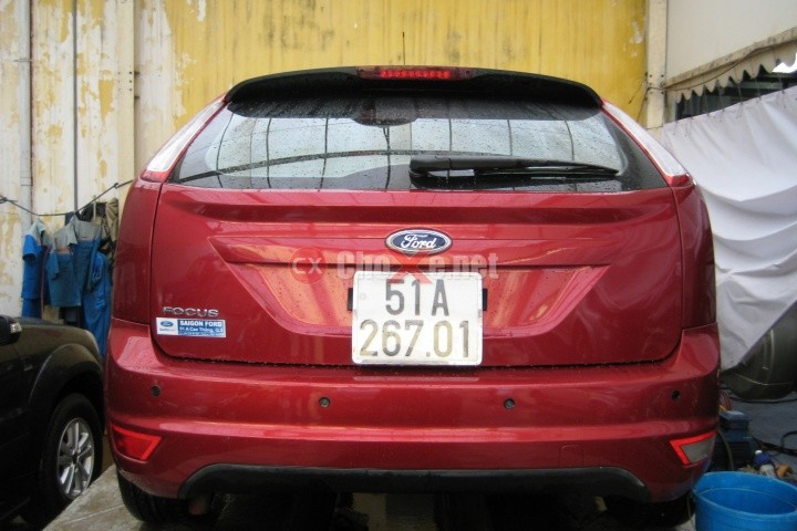 Xe Ford Focus  2011