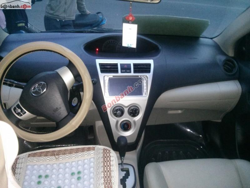 Xe Toyota Vios  2008