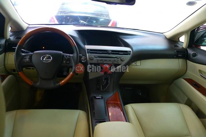Xe Lexus RX  2009