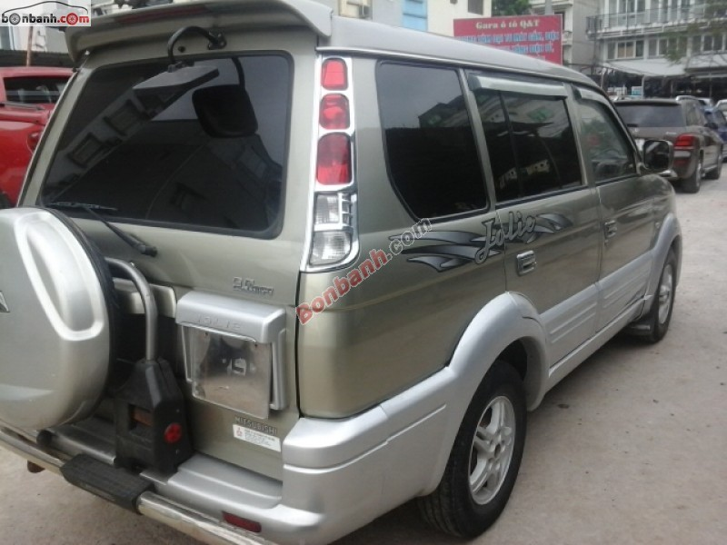Xe Mitsubishi Jolie ss 2005