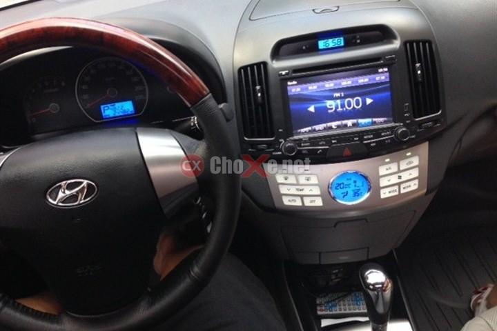 Xe Hyundai Avante  2013