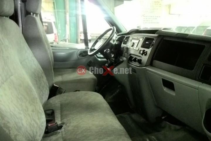 Xe Ford Transit  2010
