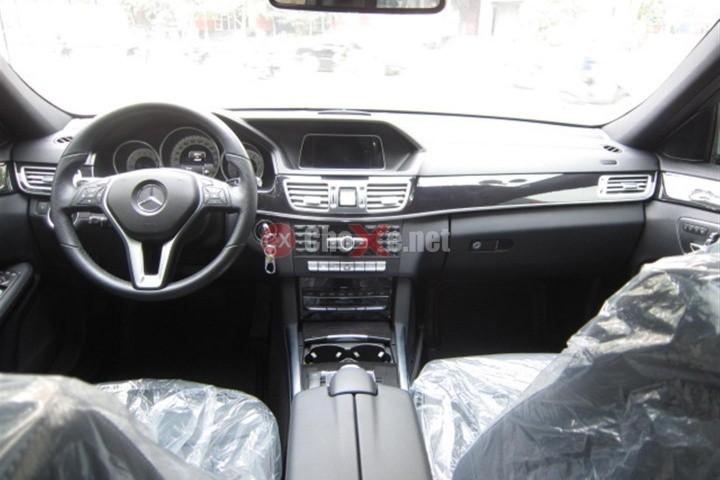Xe Mercedes-Benz E 250 2013