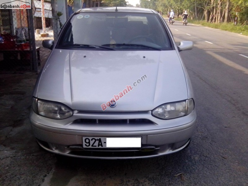 Xe Fiat Siena  2002