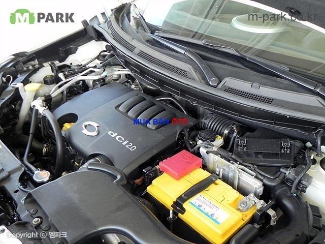 Xe Renault Koleos LE 2015