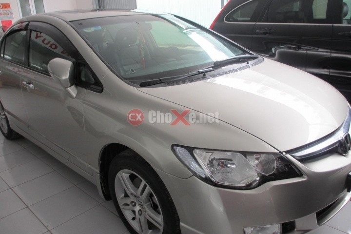 Xe Honda Civic 2.0AT 2008