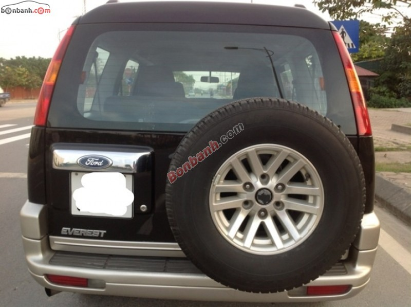 Xe Ford Everest 2.5MT 2006
