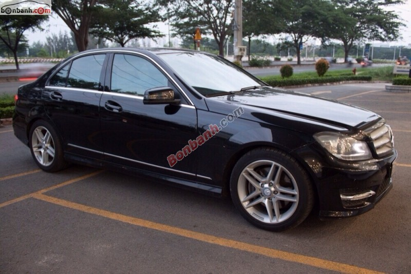 Xe Mercedes-Benz C class  2012