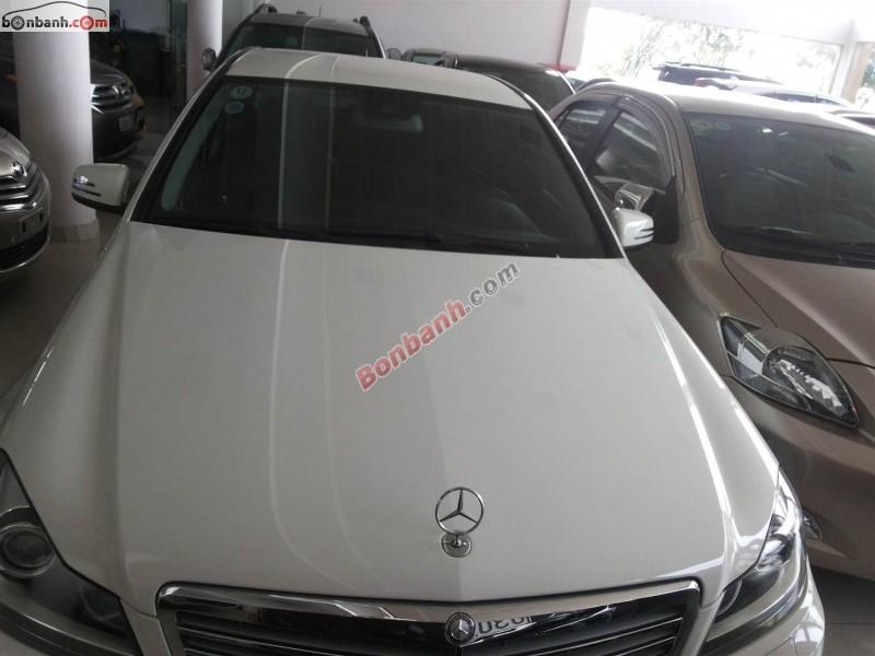 Xe Mercedes-Benz C class C250 2011