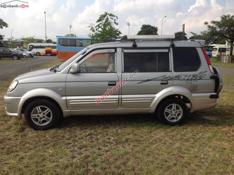Xe Mitsubishi Jolie  2005