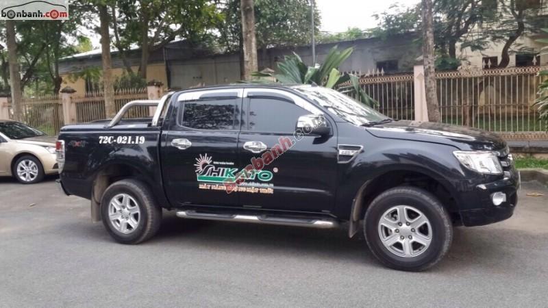 Xe Ford Ranger  2012