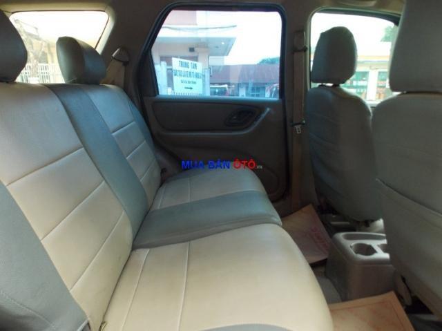 Xe Ford Escape XLS