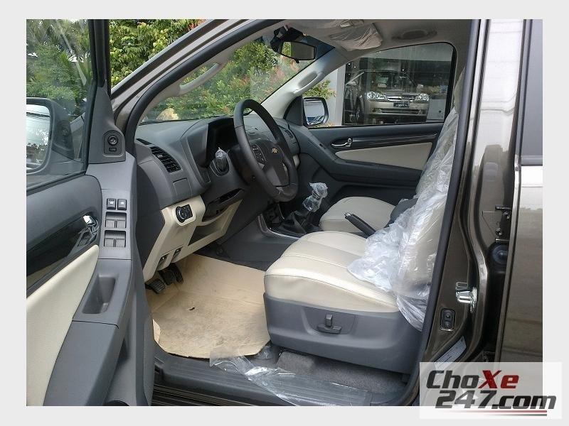 Xe Chevrolet Colorado  2015