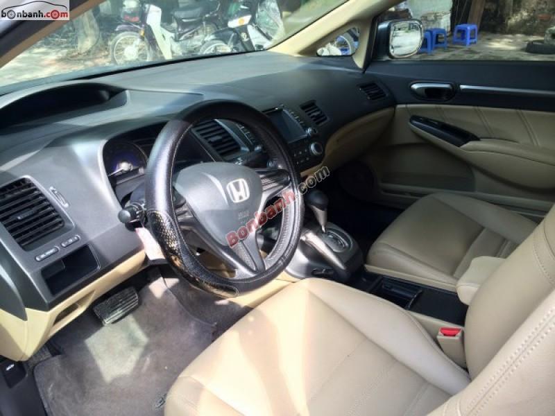 Xe Honda Civic  2008