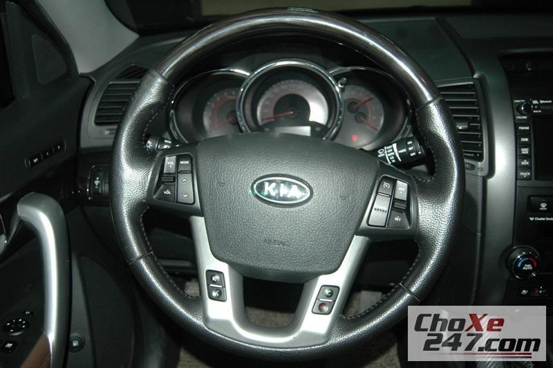 Xe Kia Sorento 2.4AT 4WD 2011