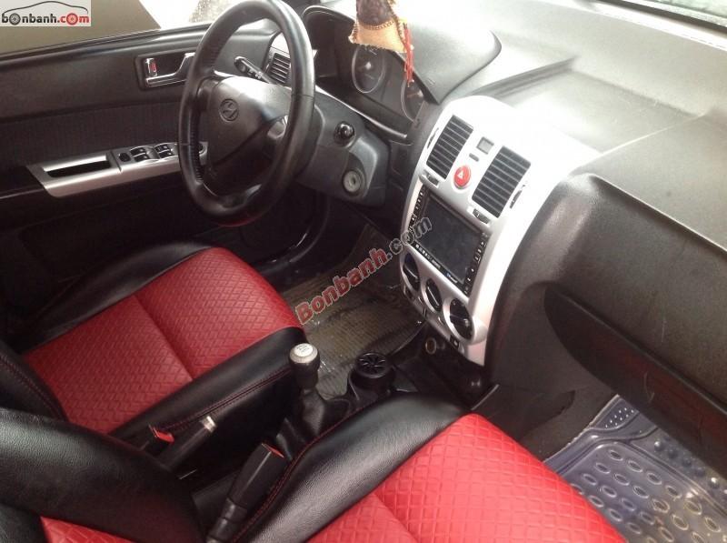 Xe Hyundai Getz 1.1MT 2008
