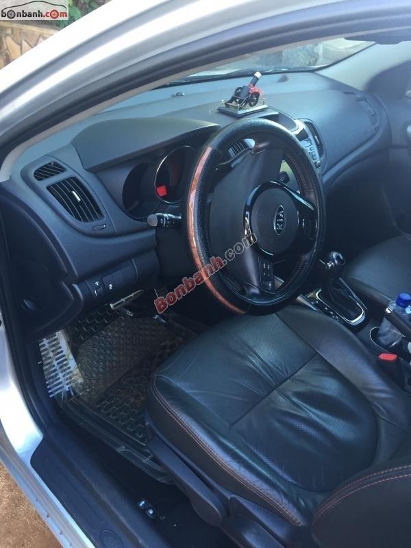 Xe Kia Forte SX 2013