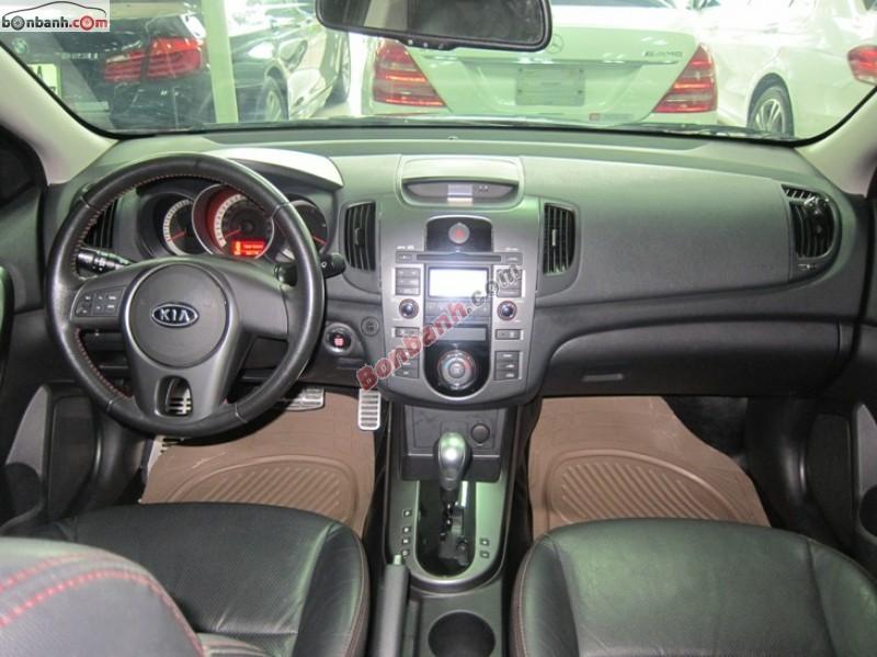 Xe Kia Cerato 1.6AT 2010