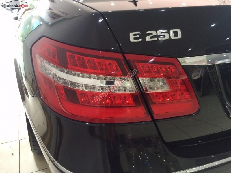 Xe Mercedes-Benz E class E250 2011