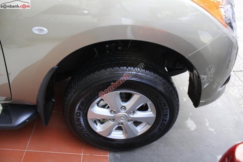 Xe Mazda BT 50  2014