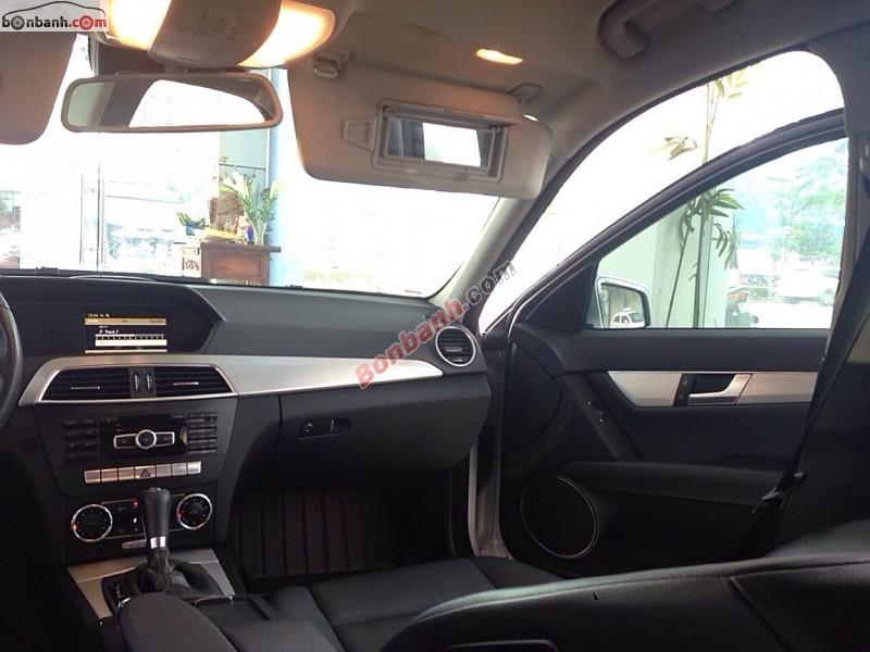Xe Mercedes-Benz C class  2011