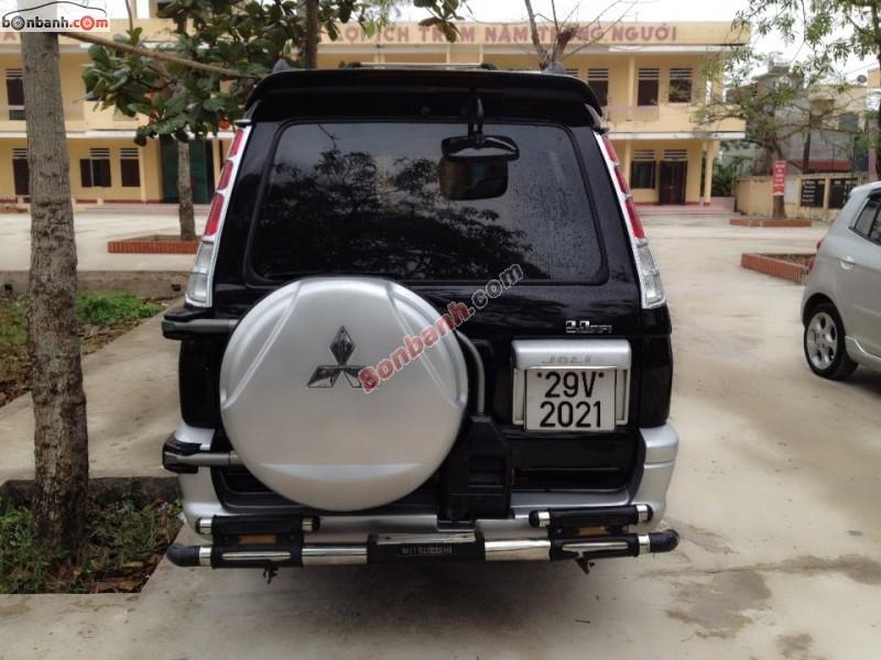 Xe Mitsubishi Jolie 2.0MPI 2004
