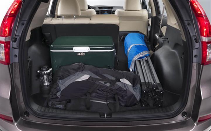 Xe Honda CR V 2.4AT -   mới Trong nước 2015