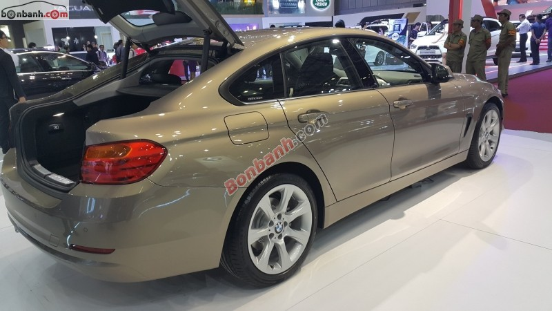 Xe BMW 4 Series 428i Grand 2015