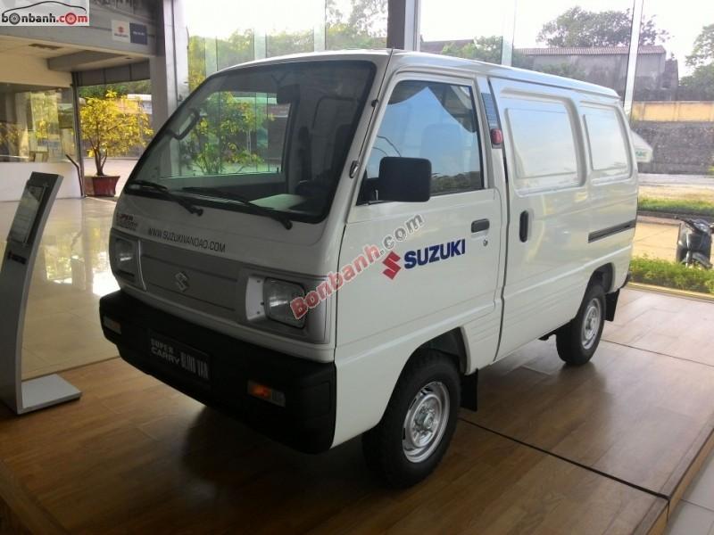Xe Suzuki Super Carry Van  2014