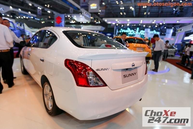 Xe Nissan Sunny XV 2014