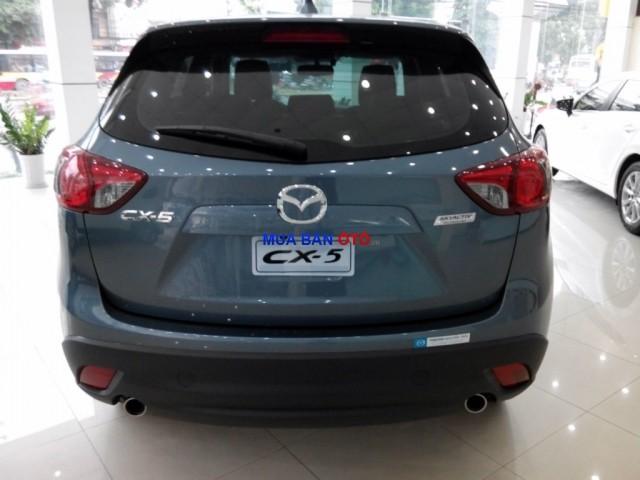 Xe Mazda CX 5  2014