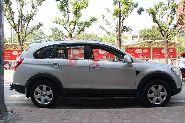 Xe Chevrolet Captiva  2008