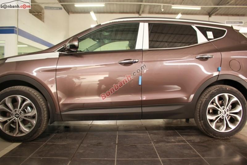 Xe Hyundai Santa Fe 2.4 4WD 2014