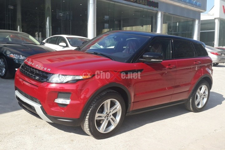 Xe LandRover Evoque Dynamic Limited 2014