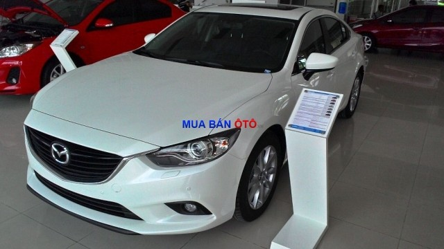 Xe Mazda 6 2.0 AT 2014
